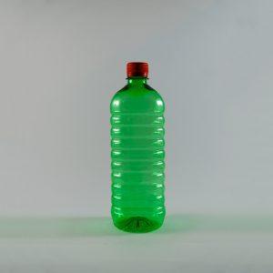 PET-Boca-za-razredjivac-hemiju-zelena-cetvrtasta-1l-front